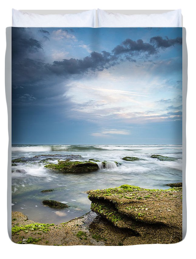 Otherworldly Duvet Cover featuring the photograph Otherworldly by Clay Townsend