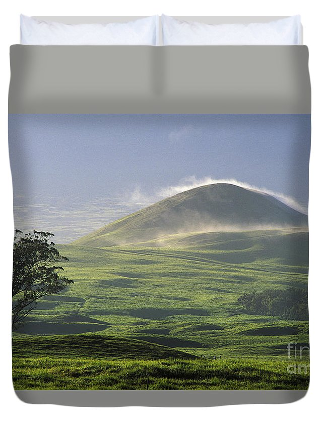 Big Duvet Cover featuring the photograph Parker Ranch by Greg Vaughn - Printscapes