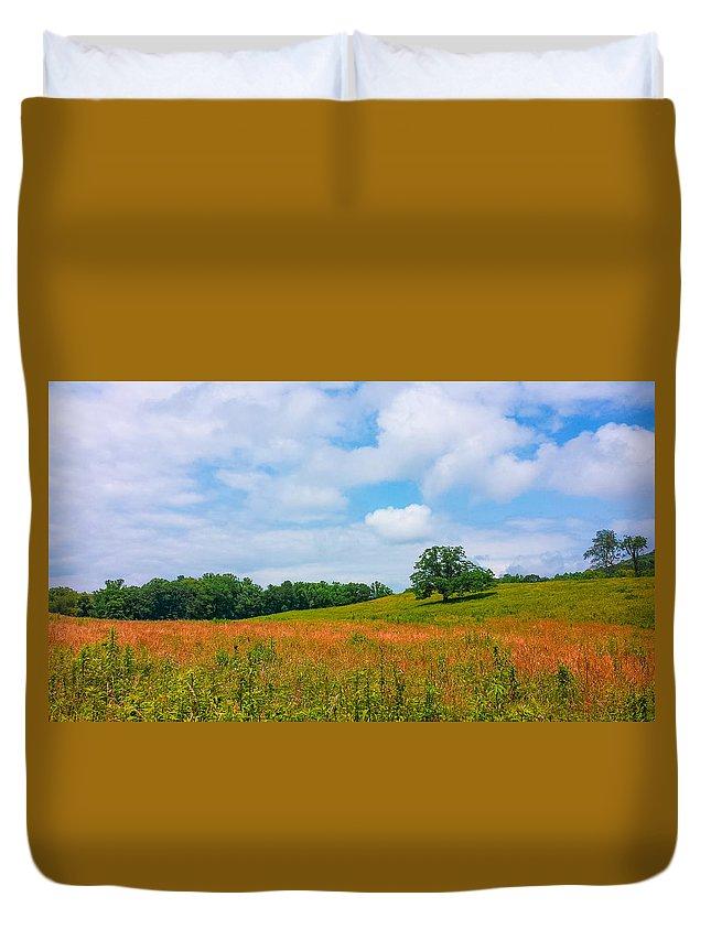 Blue Ridge Parkway Duvet Covers