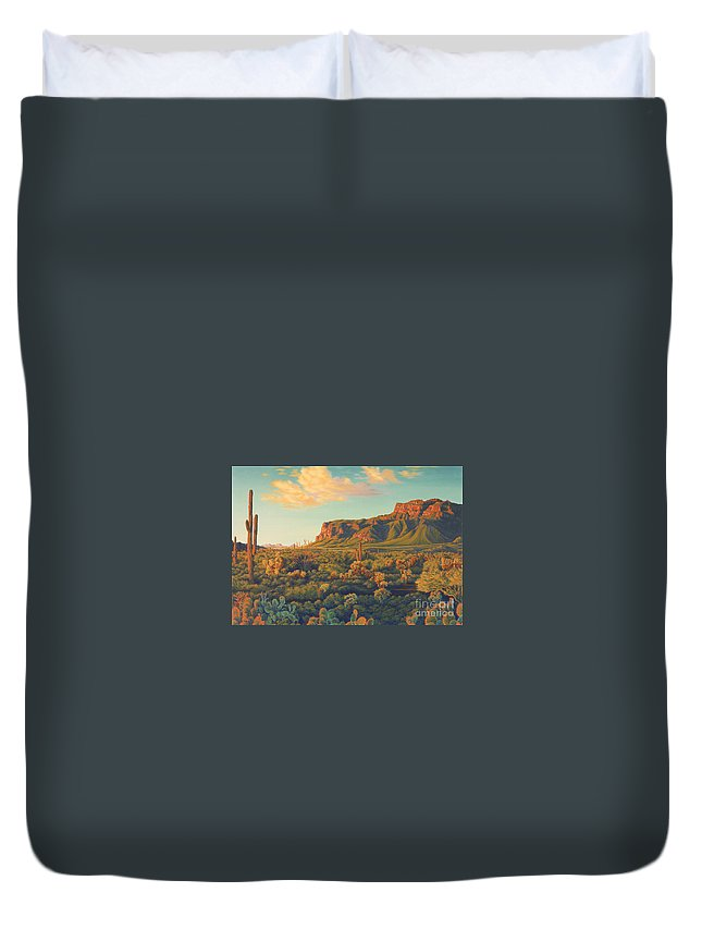 Desert Sunset Duvet Covers