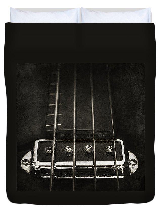 Scott Norris Photography Duvet Cover featuring the photograph Pickup Lines by Scott Norris