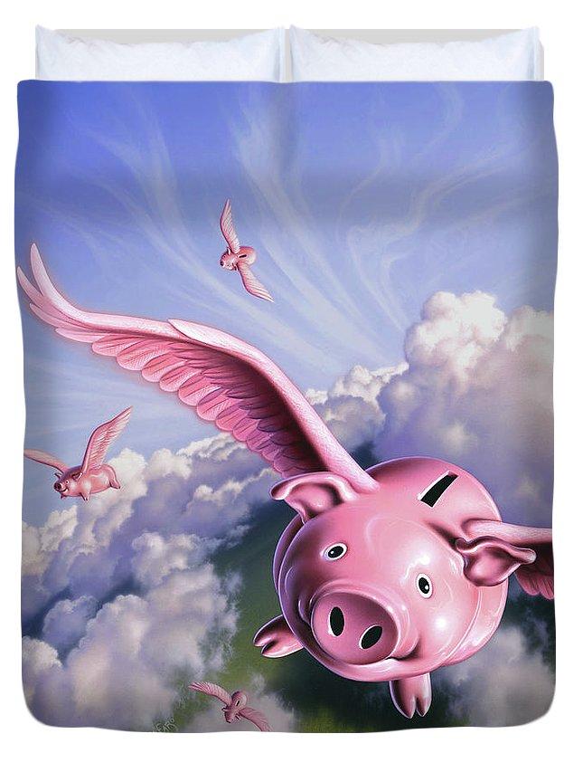 Piggie Duvet Covers