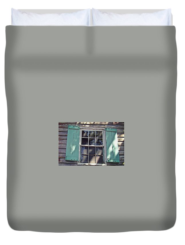 Pirate Duvet Cover featuring the photograph Pirate House by JAMART Photography