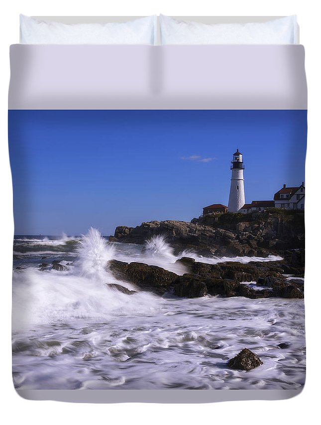 Portland Maine Duvet Covers