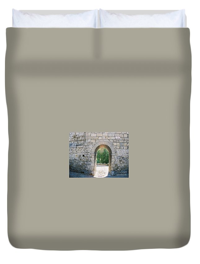 Promise Duvet Cover featuring the photograph Promise by Nadine Rippelmeyer