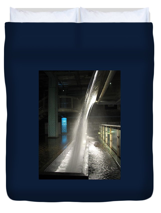 Guinness Duvet Cover featuring the photograph Pure Guinness by Kelly Mezzapelle