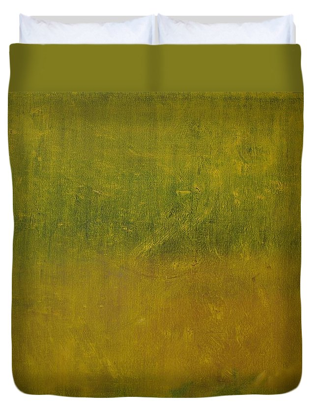Jack Diamond Duvet Cover featuring the painting Reflections Of A Summer Day by Jack Diamond