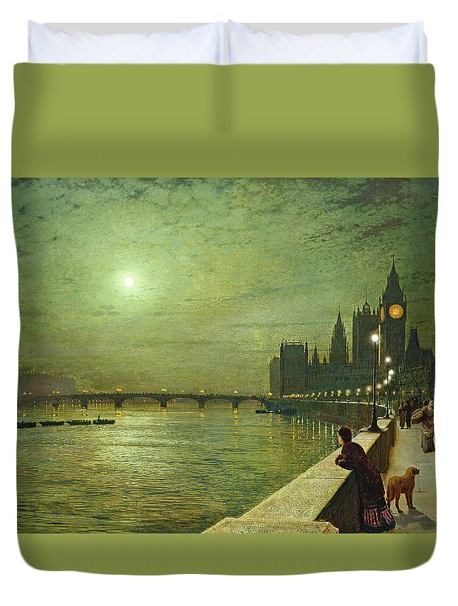 London Duvet Covers