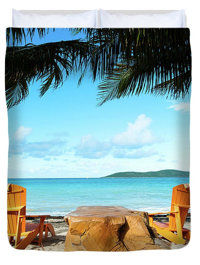 United States Virgin Islands Duvet Covers