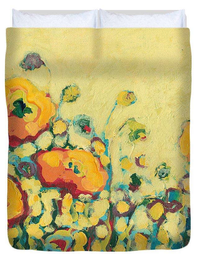 Floral Garden Duvet Covers