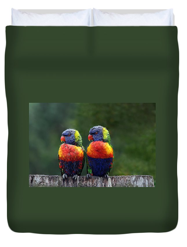 Parrot Duvet Covers