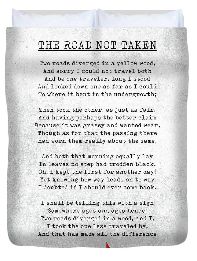 Robert Frost Quotes The Road Not Taken Literary Quotes Book