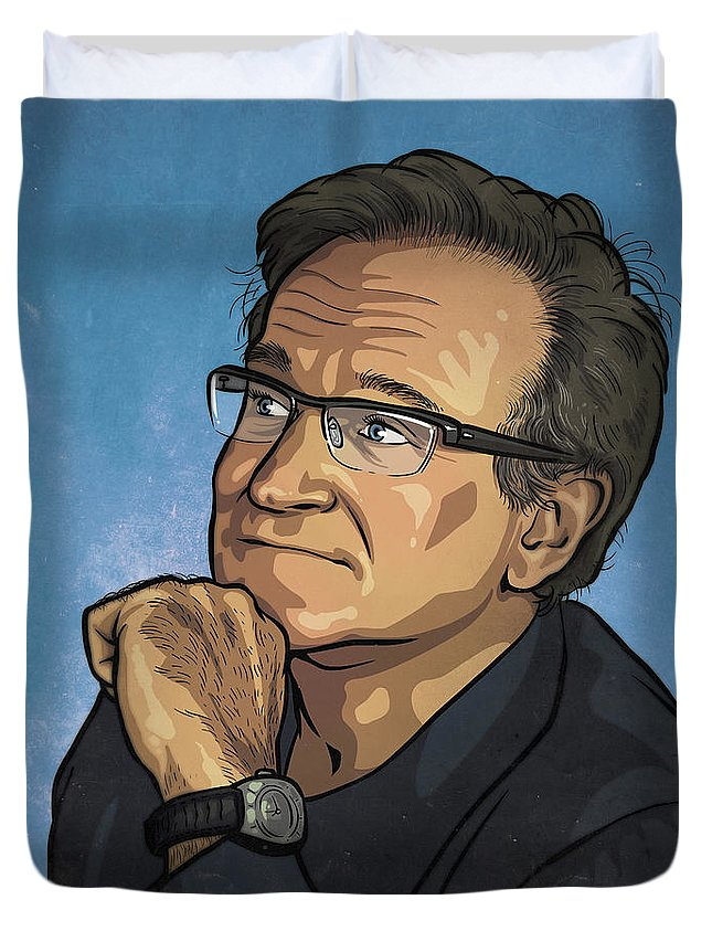 Robin Williams Comedian Duvet Covers