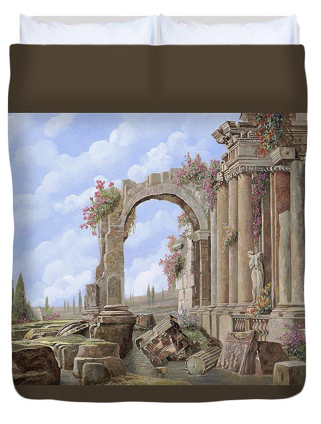 Columns Duvet Covers