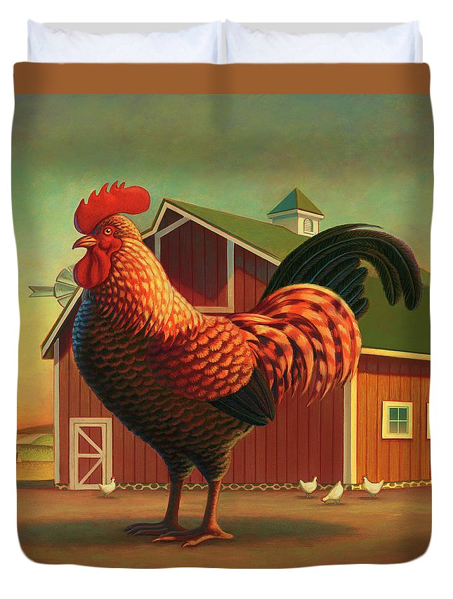 Farm Animals Duvet Covers