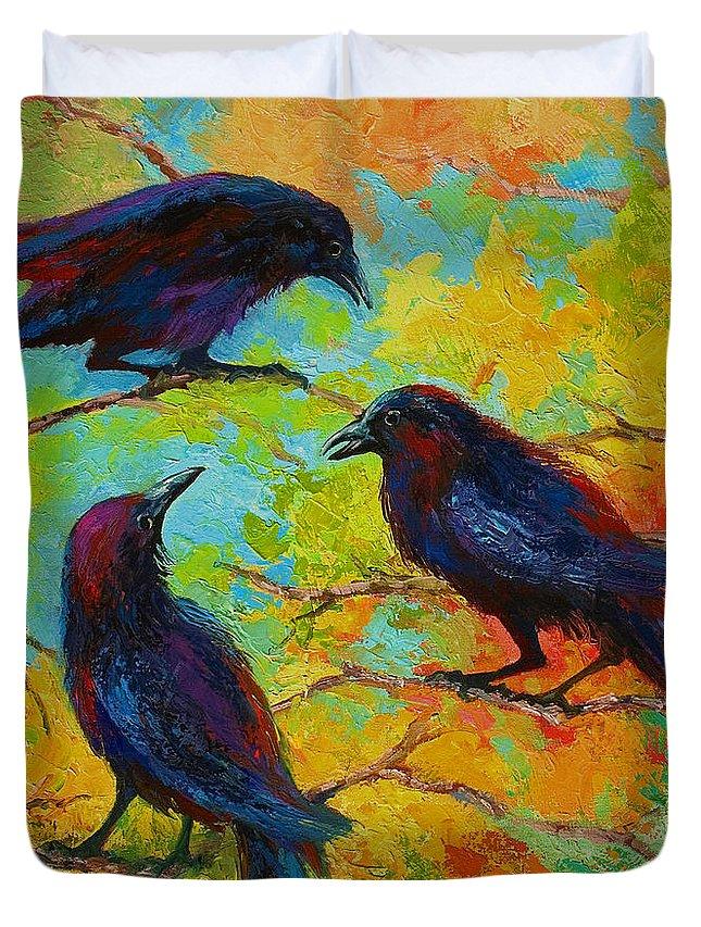 Crow Duvet Covers
