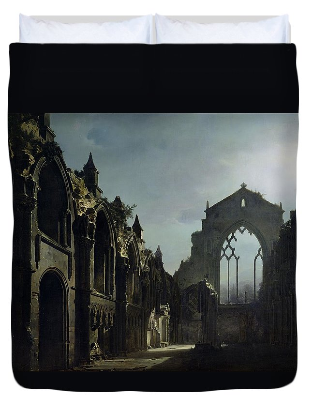Louis Daguerre Duvet Covers