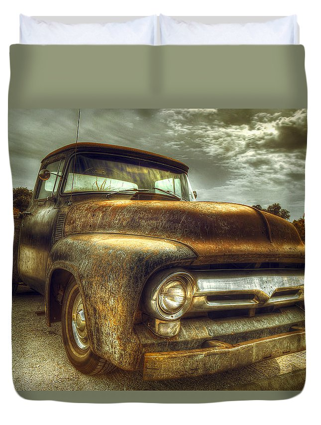 Trucks Duvet Covers
