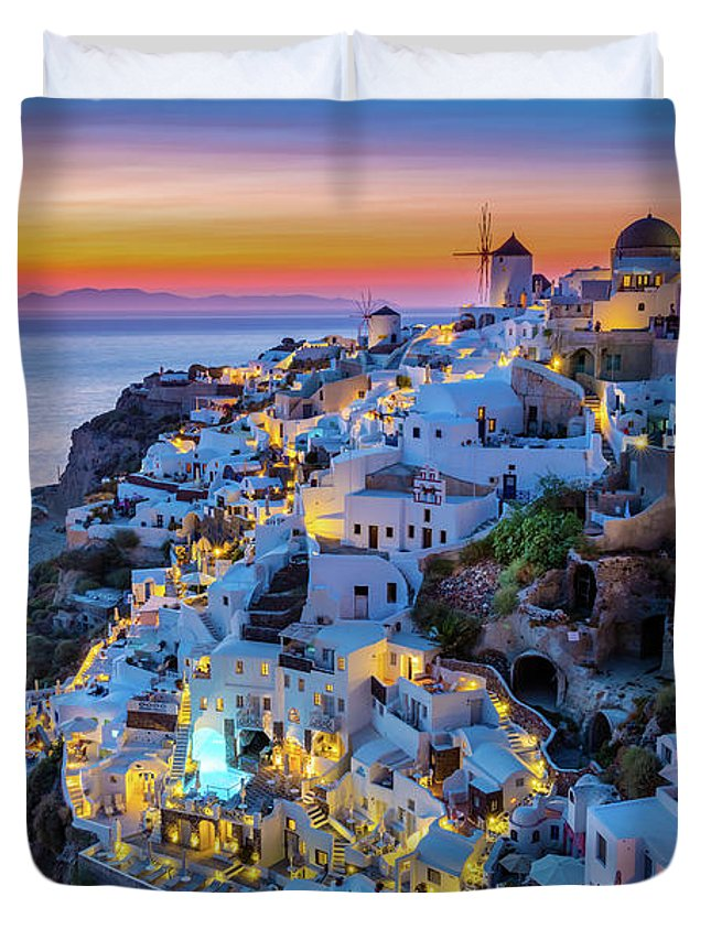Cyclades Duvet Covers