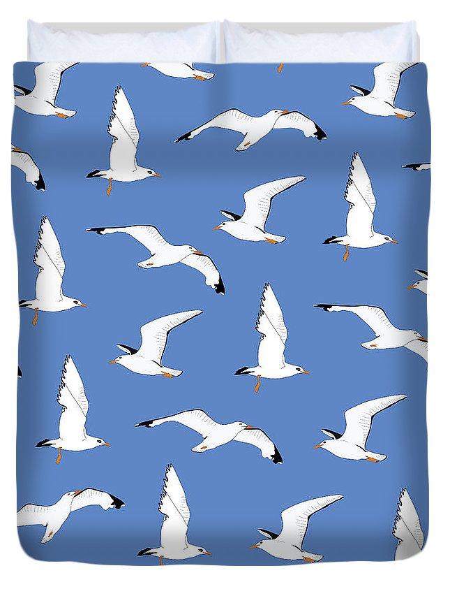Seagull Duvet Covers