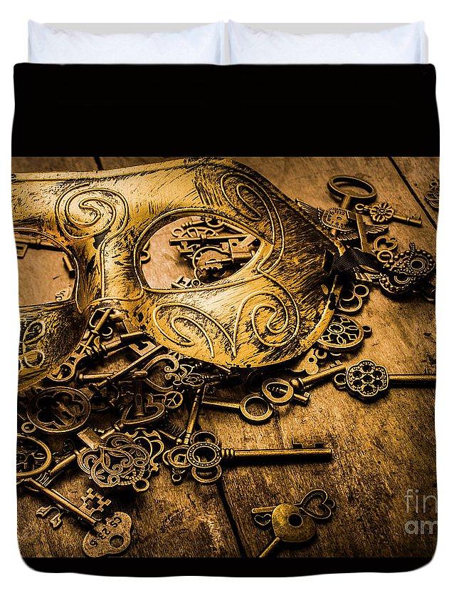 Secret Society Duvet Covers