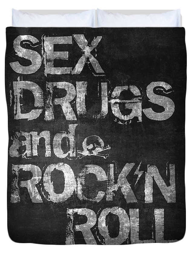 Rock And Roll Duvet Covers
