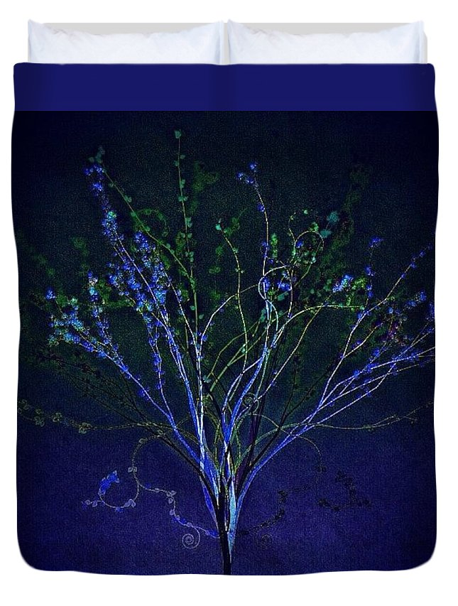 Augustine Duvet Cover featuring the photograph Since Love Grows Within You by Nick Heap
