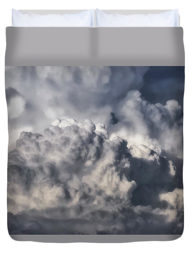 Arizona Duvet Cover featuring the photograph Sky Journey by Rick Furmanek