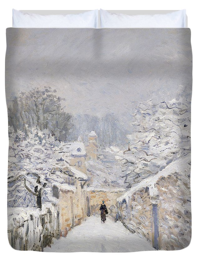 Snow Cover Duvet Covers