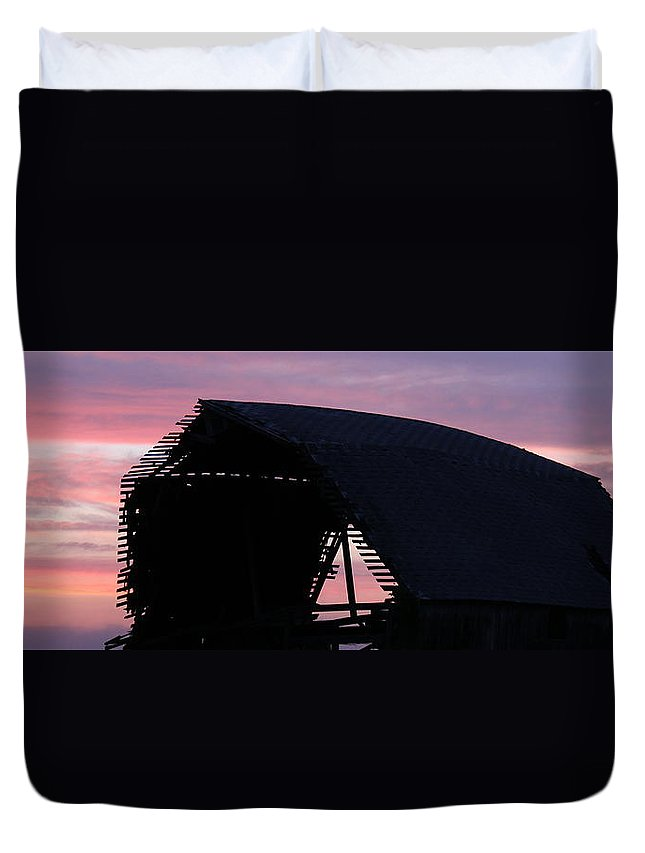 So Little Time Duvet Cover featuring the photograph So Little Time by Ed Smith