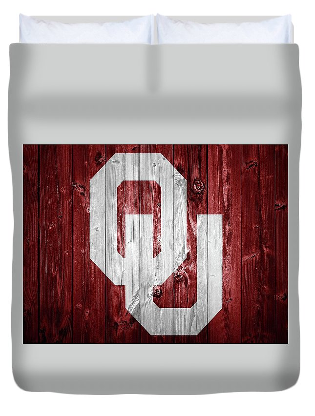 Oklahoma University Duvet Covers