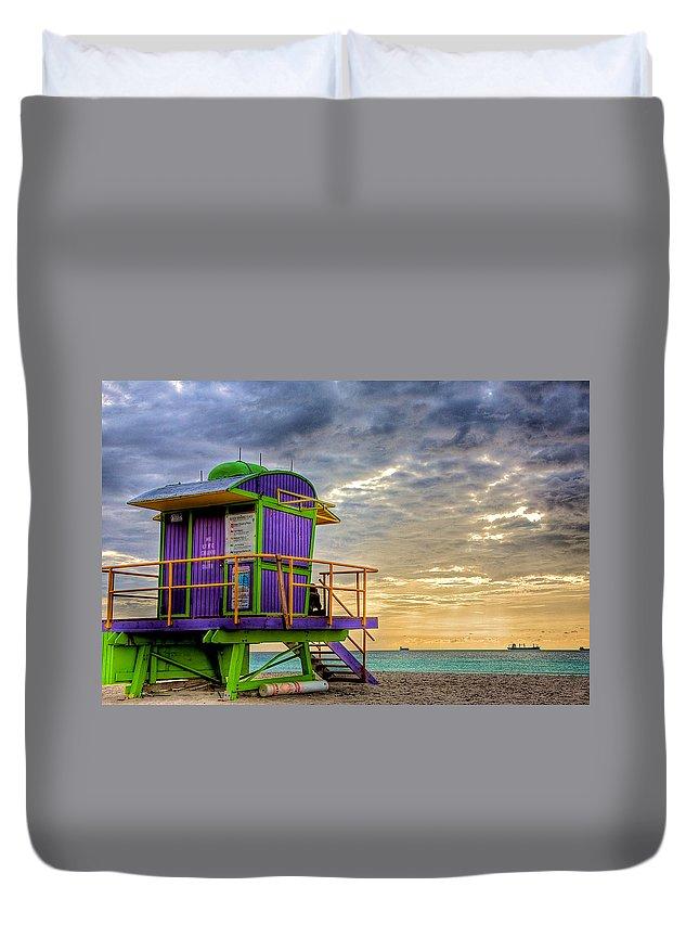 Miami Duvet Covers