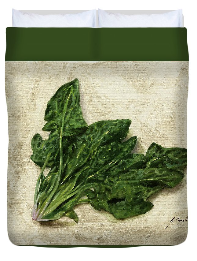Spinach Duvet Covers