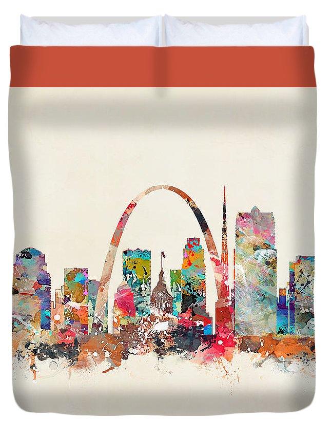Designs Similar to St Louis Missouri Skyline