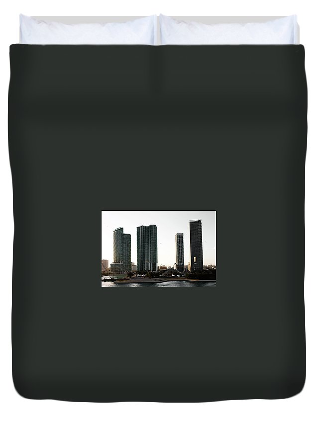 Duvet Cover featuring the photograph Standing Tall by Devinely Unique Photography
