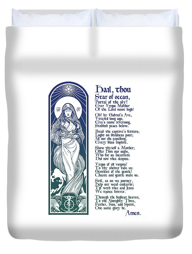 Christian Tradition Duvet Covers
