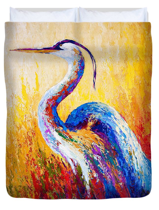 Heron Duvet Covers