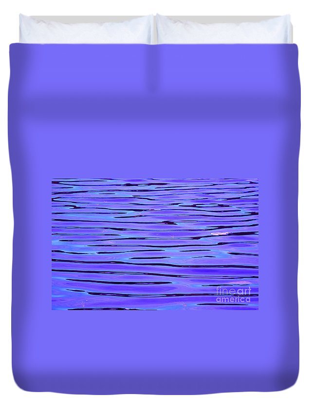 Water Duvet Cover featuring the photograph Still Waters by Sybil Staples