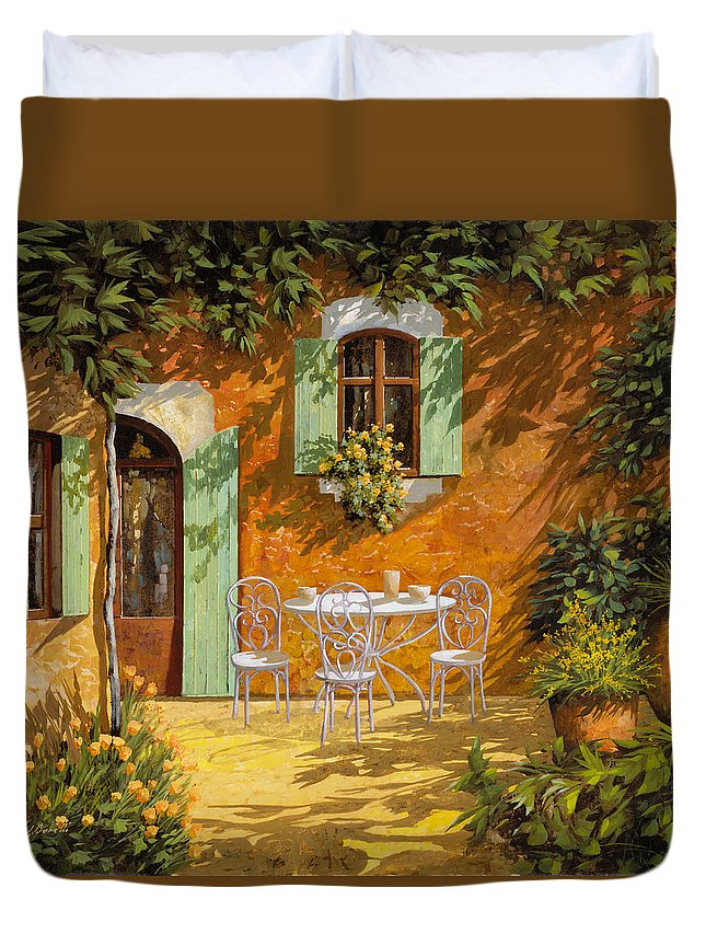 Cafe Duvet Covers