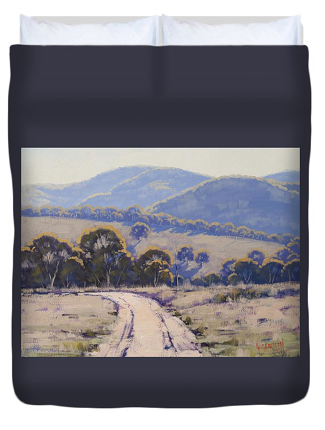 Hilly Duvet Covers