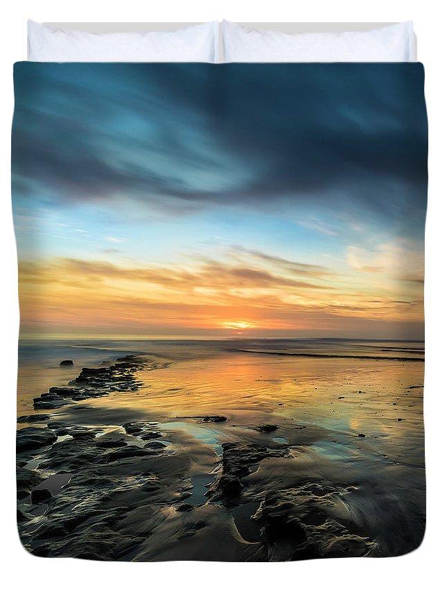 Ocean Sunset Duvet Covers