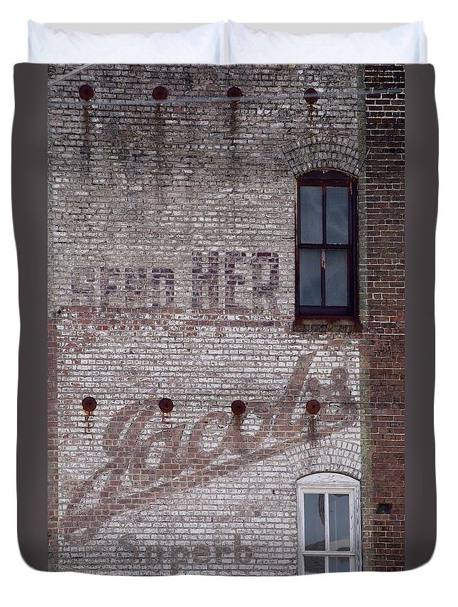 New Orleans Duvet Cover featuring the photograph Superb Candies by Dennis Knasel