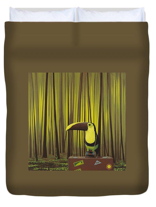 Toucan Duvet Covers
