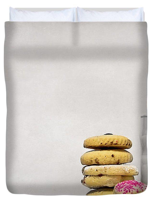 Milk Duvet Covers