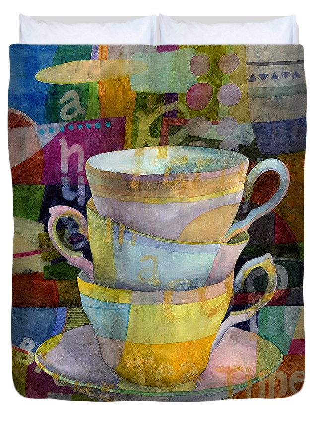 Tea Time Duvet Covers