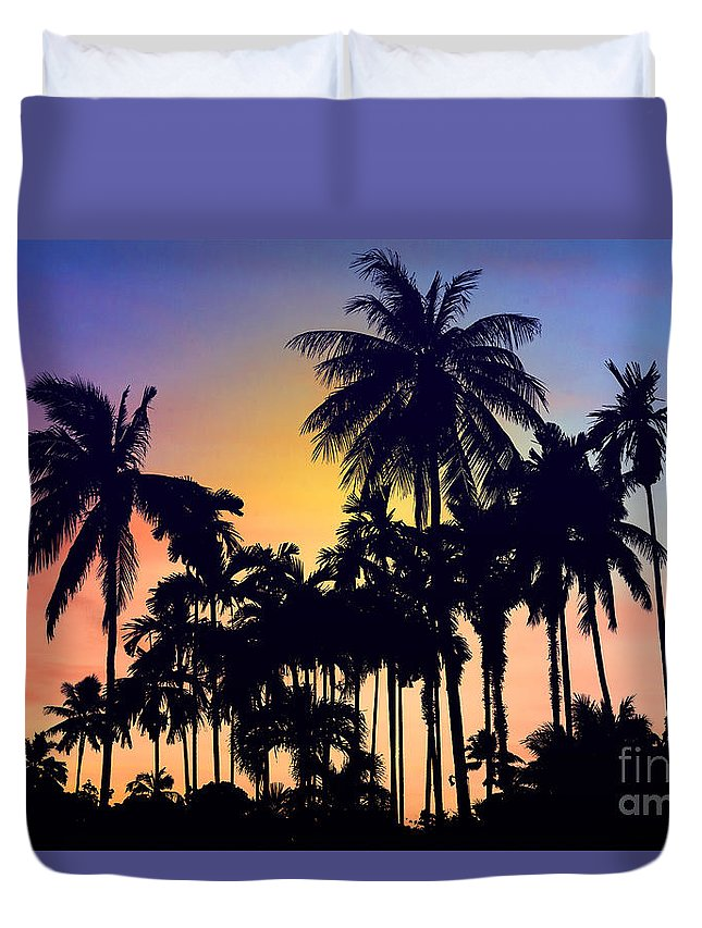 Thailand Duvet Cover featuring the photograph Thailand by Mark Ashkenazi