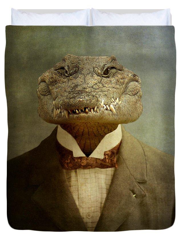 Crocodile Duvet Covers