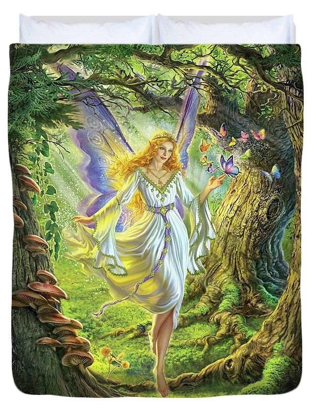 Fairy Wings Duvet Covers