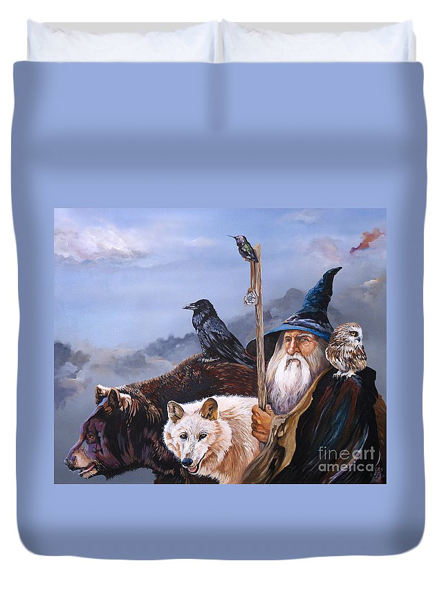 Wizard Duvet Covers