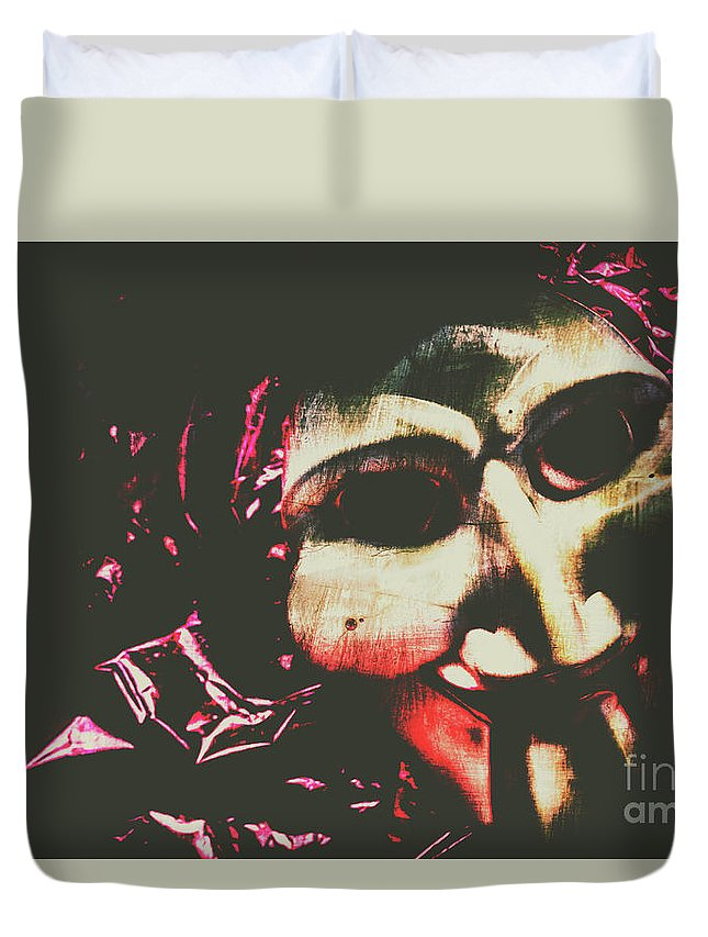 The Hollywood Freak Show Duvet Cover for Sale by Jorgo Photography ...